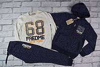 Спортивный костюм, тройка, Венгрия, фирма Sincere, начес, размеры 140 см, 146 см,164 см