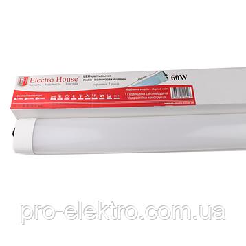Светильник пыле и влагозащищенный (ПВЗ) EH-LT-3042 60W 1500мм 6500K 210° 4800Lm, фото 2