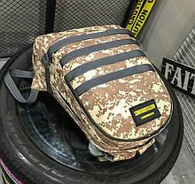 Большой тактический рюкзак камуфляж Battlegrounds, фото 3