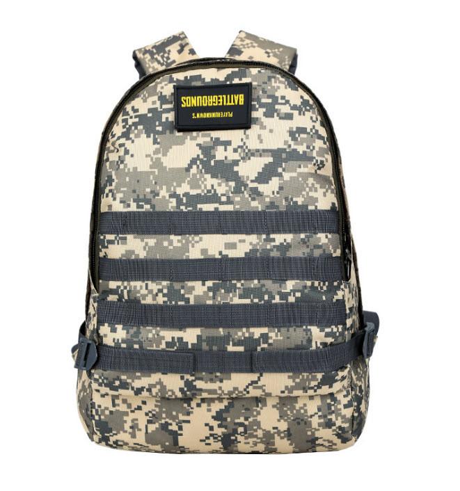 Большой тактический рюкзак камуфляж Battlegrounds