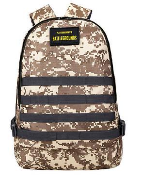 Большой тактический рюкзак камуфляж Battlegrounds, фото 2