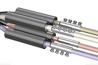 Муфта соединительная 5х70-120кв.мм 0,4-1кВ 5ПСт 70-120