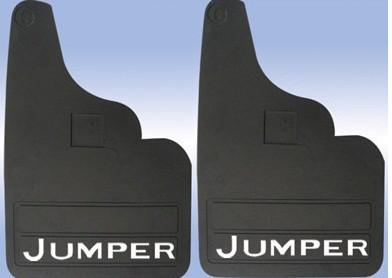 Бризковики прямі (2шт) - Citroen Jumper 1995-2006 рр.