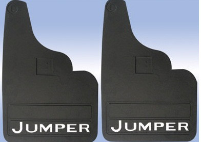 Брызговики прямые (2шт) - Citroen Jumper 1995-2006 гг.