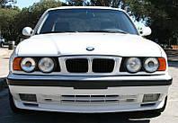 Бампер передний БМВ Е34, стиль м5, BMW e34 style m5