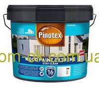 Pinotex Wood Paint Aqua - Краска на водной основе для деревянных фасадов- защита 10 лет 9 л