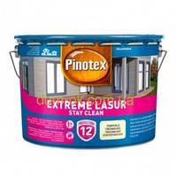 Pinotex Extreme Lasur - Самоочищающееся лазурное деревозащитное средство 10 л