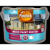 Pinotex Wood Paint Duo VX+ - Масляная краска на водной основе- защита до 12 лет 10 л