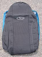 Авточехлы NIKA DAF XF95 1+1 2002-2006 автомобильные модельные чехлы на для сиденья сидений салона DAF Даф XF95