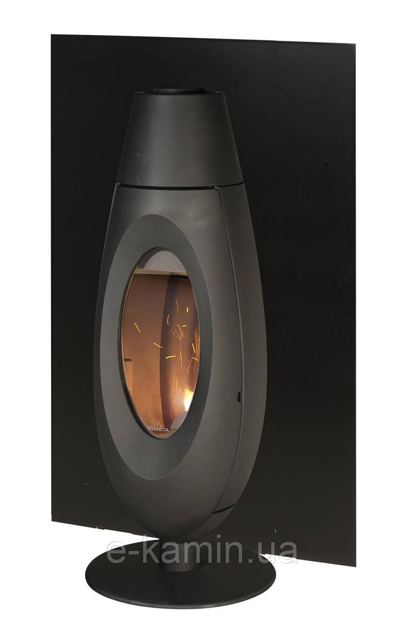 Печь-камин Invicta Ove Plug In - пеллеты