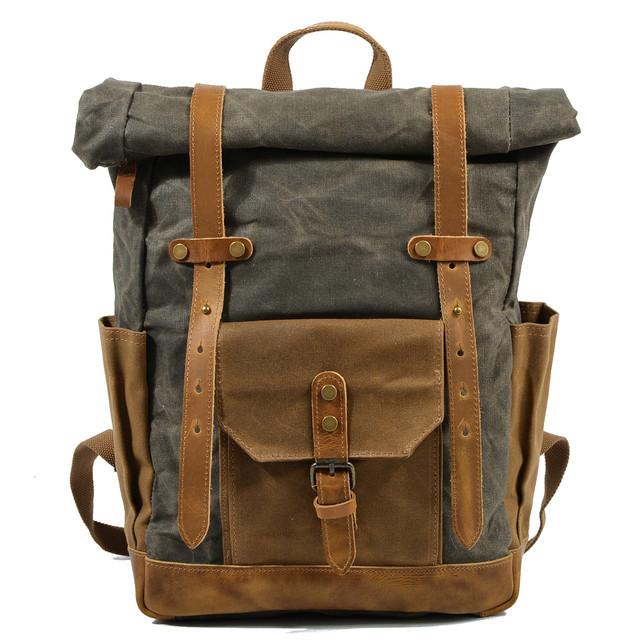 Мужской рюкзак Casual Limited хаки