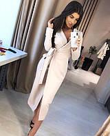 Женское стильное длинное платье  ДИ0127, фото 1