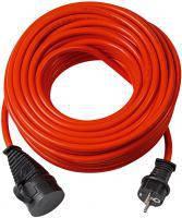 Переноска электрическая 25 метров AT-N07V3V3-F 3G2,5 красная
