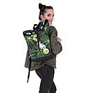 Стильный рюкзак с принтом., фото 7