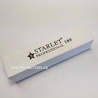 Бафик  шлифовочный  180 грит Starlet