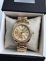 Брендовые часы Rolex золото в наличии