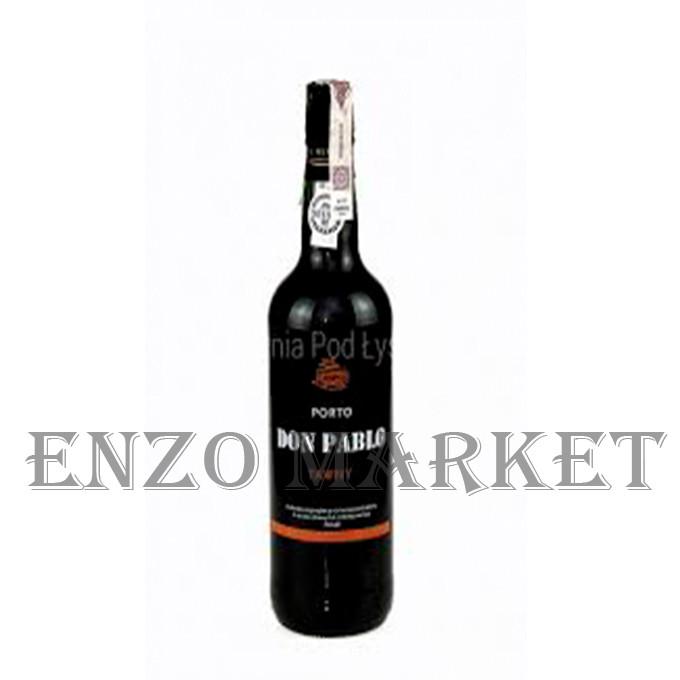 Вино porto don pablo tawny