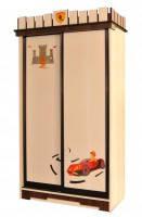 Детский шкаф-купе «Бэби принц»