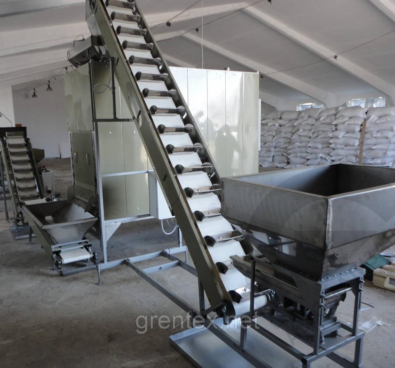бункера конвейер