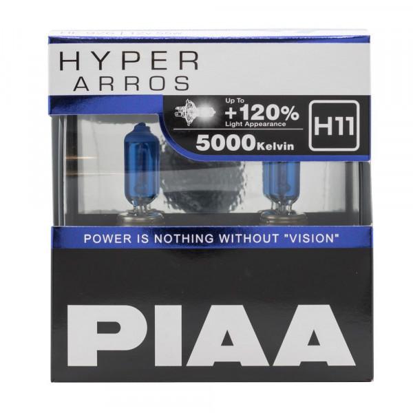 Piaa H11 5000K Hyper +120%