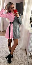 """Платье - пиджак комбинированное  """" Double"""", фото 2"""