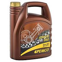 Моторное масло Pemco iDRIVE 350 API SN/CF ACEA C3/A3/B4 SAE 5W-30 (5л.)