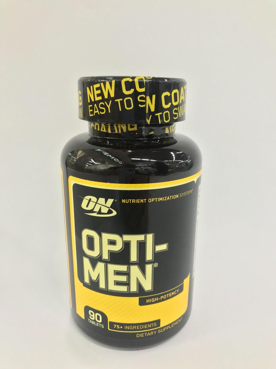 Optimum Nutrition Opti Man 90 tabl