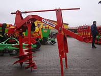 """Бур садовый для трактора """"Wirax"""" 1S-40 (диаметр 40 см), фото 1"""