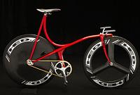 Незвичайний дизайн у японського велосипеда Cherubim Air Line