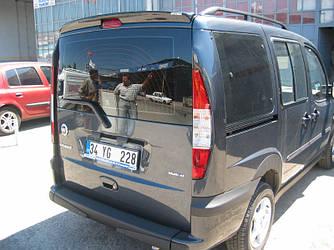 Спойлер Anatomic 1 дверный (под покраску) - Fiat Doblo I 2001-2005 гг.