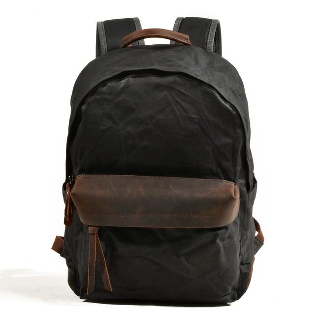 Мужской рюкзак City черный