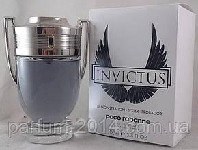 Мужская туалетная вода Paco Rabanne Invictus tester (реплика)