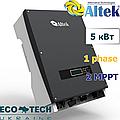 Altek АKSG-5K-DM солнечный сетевой инвертор (5,0 кВт, 1 фаза, 2 MPPT)