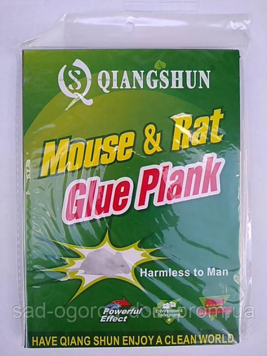 Клеевая ловушка от крыс и мышей 24см*17см( книжка)