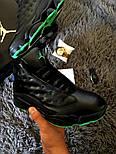 ... Мужские кроссовки Nike Air Jordan 13 altitude green. Живое фото (Реплика  ААА+) 87fccc09202