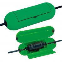 Коробка соединительная защитная для кабеля