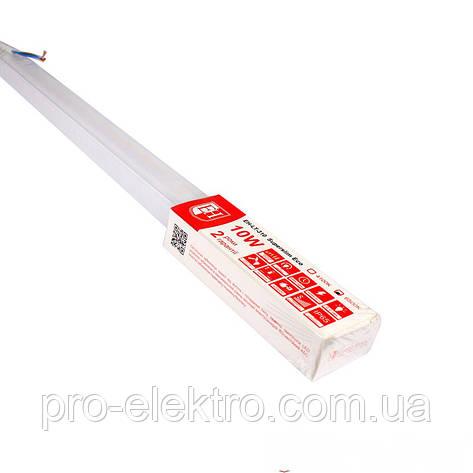 Светильник пыле и влагозащищенный (ПВЗ) EH-LT-310 Superslim Eco 10W 622мм 6500K 210° 800Lm, фото 2