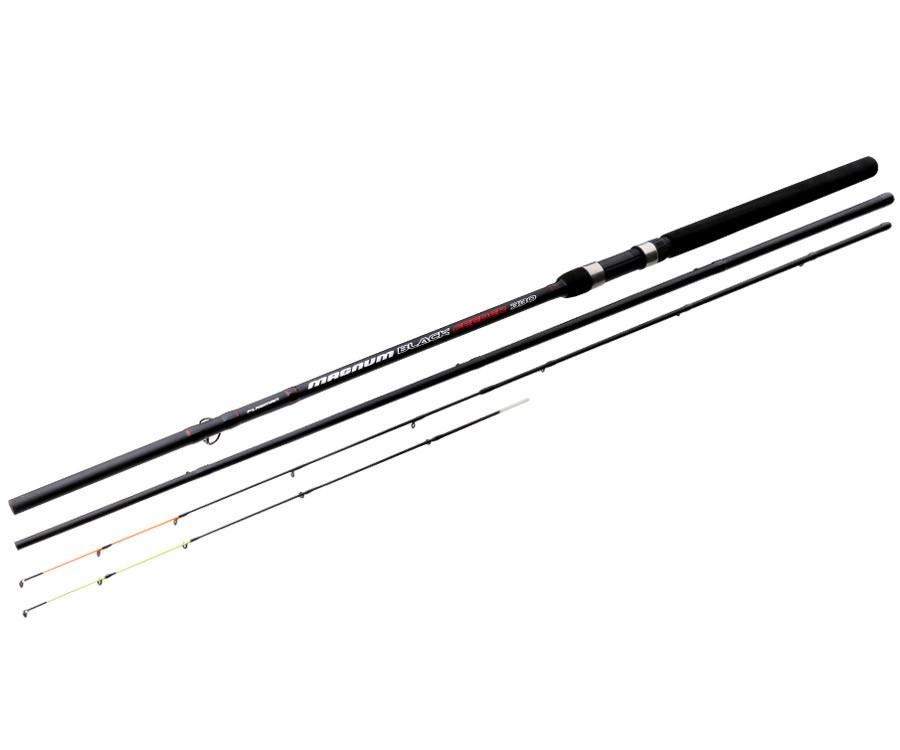 Фидерное удилище Flagman Magnum Black Feeder 330 120г
