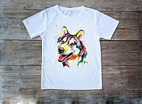Качественные футболки с вашим рисунком, фото 1