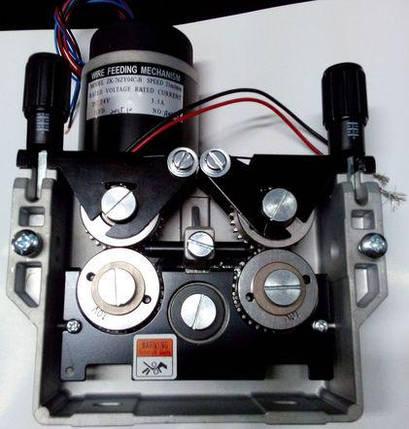Механизм подачи проволоки SSJ-11 (4-ролика), фото 2