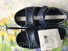Босоножки Crocs Crocband II Sandal р-р J2, фото 3