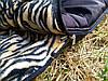 Армейский спальный мешок (до -20) спальник туристический для похода, для холодной погоды!, фото 2