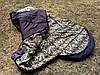 Армейский спальный мешок (до -20) спальник туристический для похода, для холодной погоды!, фото 3