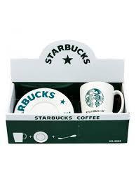 Чайный Набор «Starbucks»