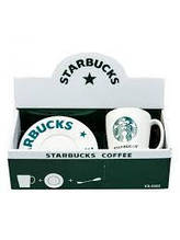 Чайний Набір «Starbucks»