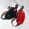 Голографическая поясная сумка бананка, фото 3