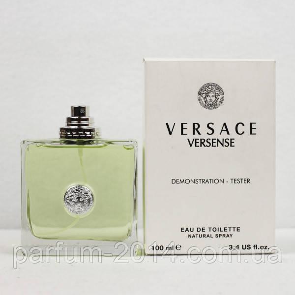 Женский тестер духи версаче версенс Versace Versense tester (лиц.) аромат парфюм запах