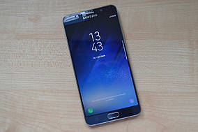 Смартфон Samsung Galaxy Note 5 N920P 32Gb 4Gb RAM Black Оригинал!