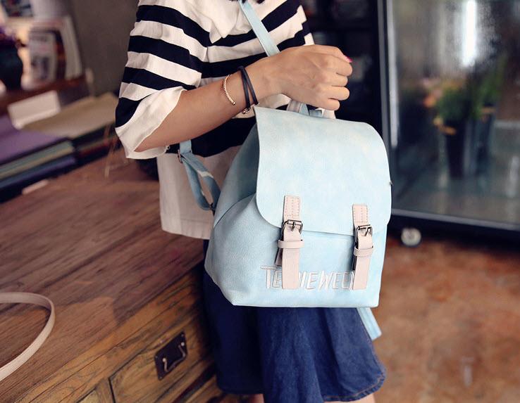 Стильные Fashion рюкзаки городского типа