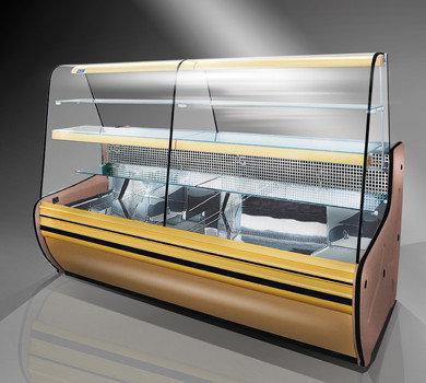 Витрина холодильная кондитерская COLD C-20 G